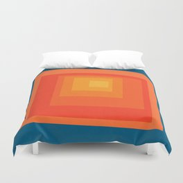 Homage to the Square Duvet Cover