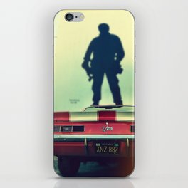 maro iPhone Skin