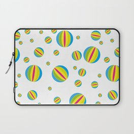 Beach Balls Laptop Sleeve