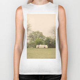 lost in the trees::austin Biker Tank