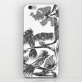 Japanese Birds iPhone Skin