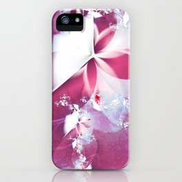Flying Without Wings iPhone Case
