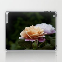 Lily Pad Rose Laptop & iPad Skin