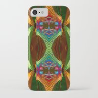 beaver iPhone & iPod Cases featuring Beaver Traps by Robin Curtiss