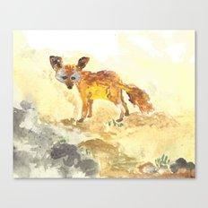 Fennec Canvas Print