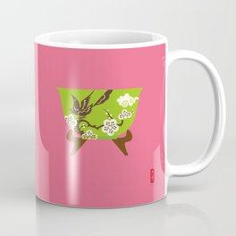 Chinese Antique - bowl Coffee Mug