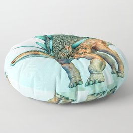 Kentrosaurus Floor Pillow