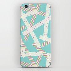 Washi [Green] iPhone & iPod Skin