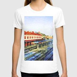 Catanzaro: railway station T-shirt