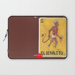 El Diablito  Laptop Sleeve