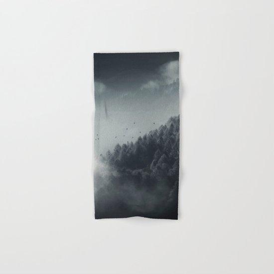 Misty Woodlands Hand & Bath Towel