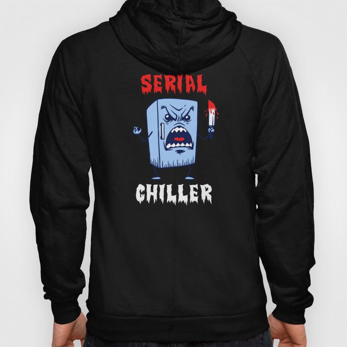 Serial Chiller Hoody