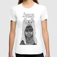 finn T-shirts featuring Finn by peter11532