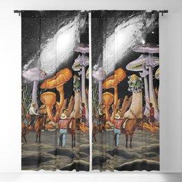 Space Cowboys Blackout Curtain