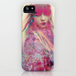Hey, Blondie iPhone Case