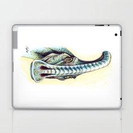 Parasaurolophus - Dinosaur Portrait Laptop & iPad Skin