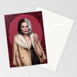 Cruella Stationery Cards