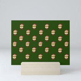 Merry Shibamas! Mini Art Print