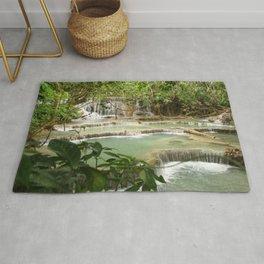 Zen Waterfalls Harmony #2 Rug