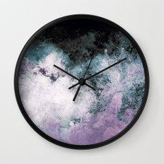 Soaked Chroma Wall Clock