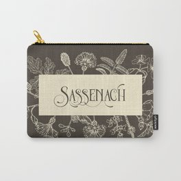 Sassenach in Sepia Carry-All Pouch
