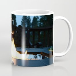 Fireside Wine I Coffee Mug