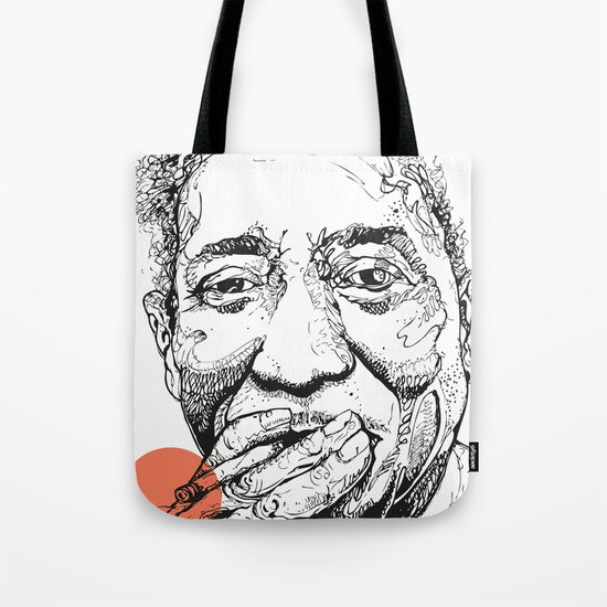 Muddy Waters - Get your mojo! Tote Bag