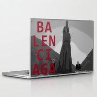 coven Laptop & iPad Skins featuring BALENCIAGA by Hrern1313
