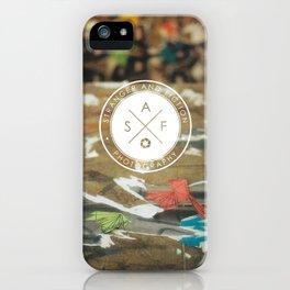 Laneway 05 iPhone Case