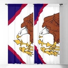 American Samoa Blackout Curtain