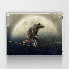 balancing act (under the weather) Laptop & iPad Skin
