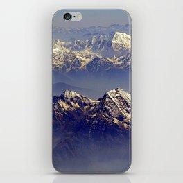 Himalayas Landscape iPhone Skin