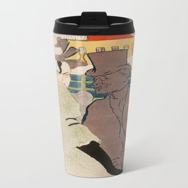 Vintage poster - Englishman at the Club Travel Mug
