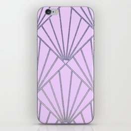 Art Deco Clams #2 iPhone Skin