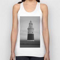 lighthouse Tank Tops featuring Lighthouse by Simon Ede Photography