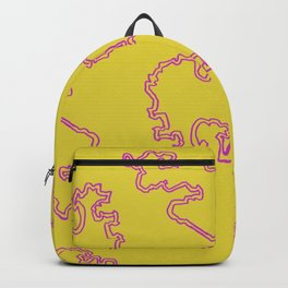 Squiggle of the Brain Backpack