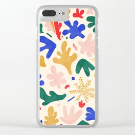 Matissery Clear iPhone Case
