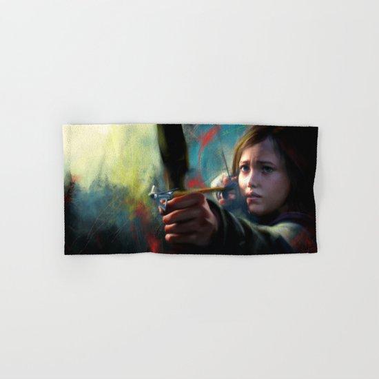 The Last Of Us: Ellie Hand & Bath Towel