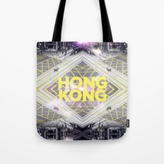 Hong Kong I Tote Bag