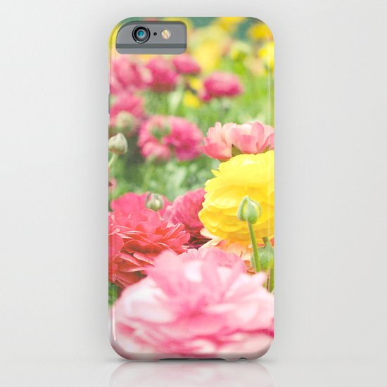 A Little Bit of Happiness iPhone & iPod Case
