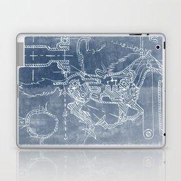 Mechanical Horse Laptop & iPad Skin