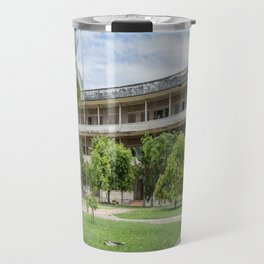 S21 Building C - Khmer Rouge, Cambodia Travel Mug