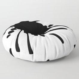SPLAT!  Floor Pillow