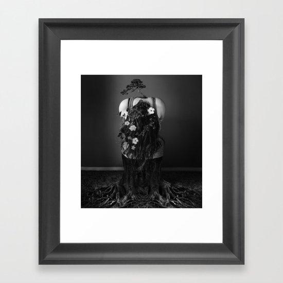 Steal Your Carbon Framed Art Print