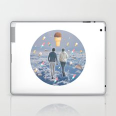 Bill & Nick's Ice Cream Adventure! Laptop & iPad Skin