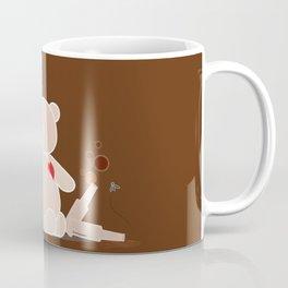 A Night with Ted Coffee Mug