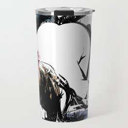 Shibari - Japanese BDSM Art Painting #8 Travel Mug