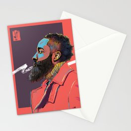 Jazzy Harden Stationery Cards