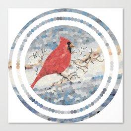 """""""Cardinal"""" Canvas Print"""
