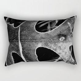 Frosted Edge Rectangular Pillow